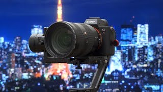 Can You Balance Sony a7III + 24-70mm G Master on Zhiyun Crane Plus? - How to Balance a Gimbal