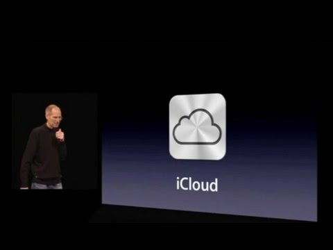 Today in Apple history: iCloud takes our files and photos to the sky