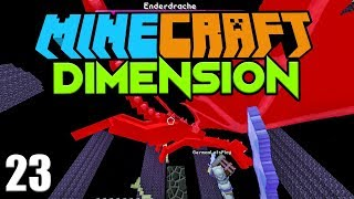 DER ENDERDRACHE MUSS STERBEN ☆ Minecraft DIMENSION #23
