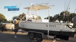Florida Sportsman Project Dreamboat - Customized Contender 25, Outrageous Whaler