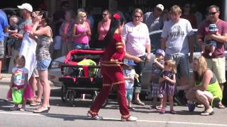 trick riding  magic in motion madison macdonald