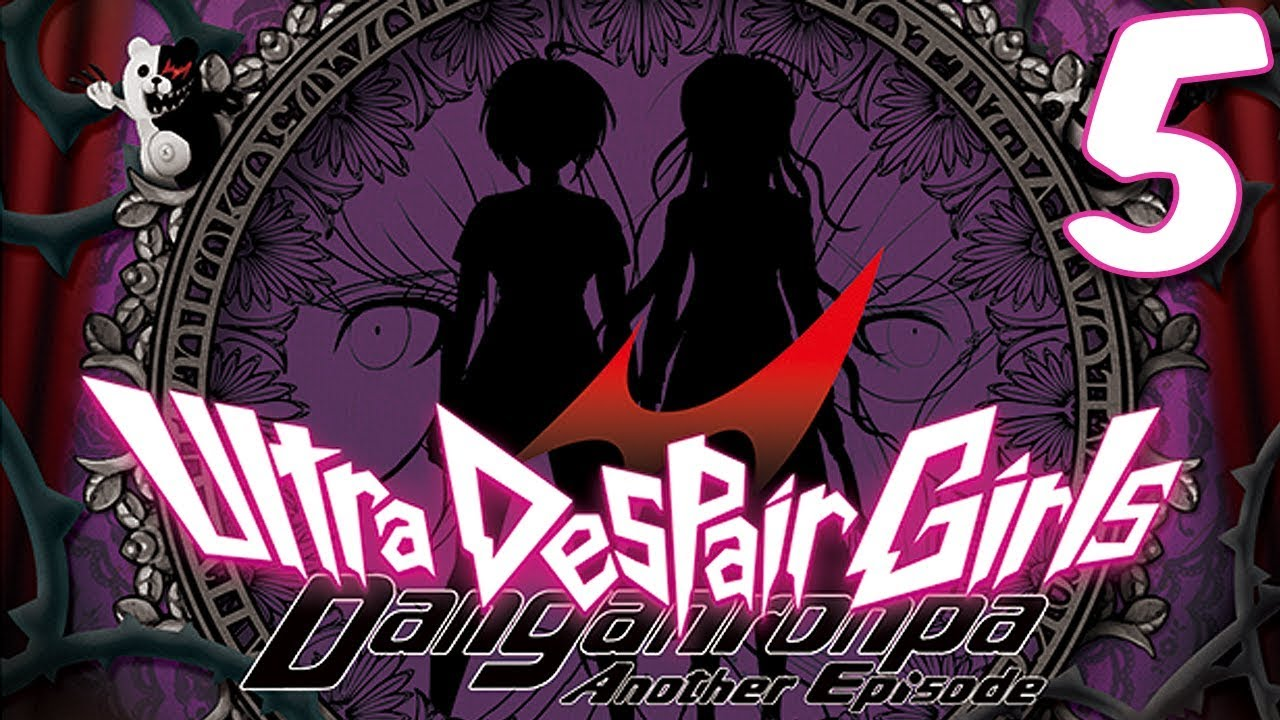 Danganronpa Ultra Despair Girls Blind Livestream React 5 Lucahjin Let S Play Index Out of character miles edgeworth. let s play index