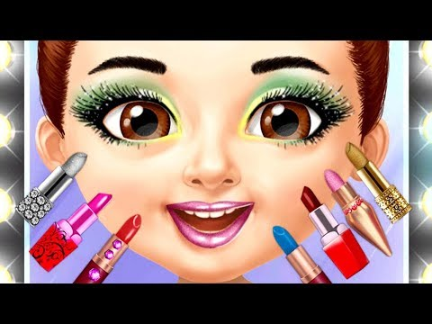 Fun Girl Care Makeover Games - Sweet Baby Girl Beauty Salon 3 - Hair, Nails & Spa Fun Makeover Games