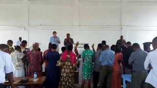 Ibada ya Jumapili Kanisa La Pentekoste Kilimanjaro - House of Grace Trh 19 Agosti 2018