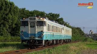 [4K60P]キハ40+47 鳴門線普通列車