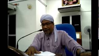 Kuliah Maghrib Al Fadhil Ustaz Zakaria Ahmad (Dosa-Dosa Besar) 15/02/2015