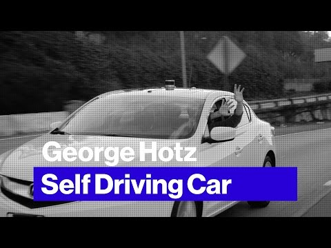 Self-Driving Car by Bloomberg on YouTube