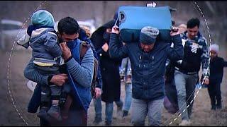 Könnygázzal oszlatták a migránsokat a török-görög határnál