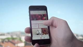 Opera Mini for iPhone and iPad
