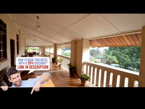 Planters Lodge and Spa, Takoradi, Ghana, HD Review