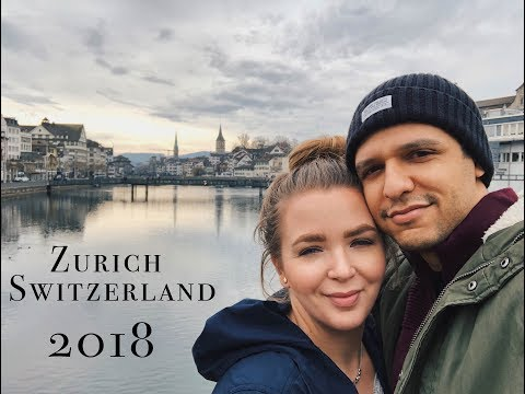 Weekend Trip to Zurich, Switzerland - 2018