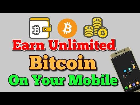 [Hindi]Earn Unlimited Bitcoin