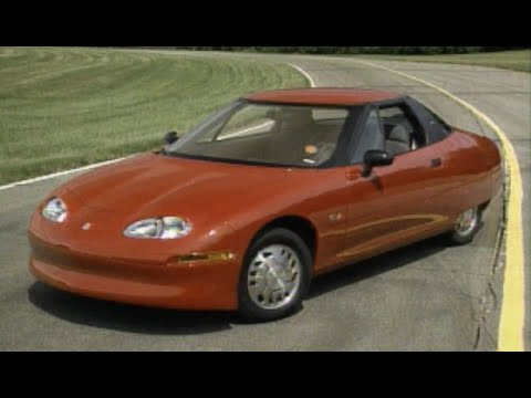 MotorWeek | Retro Review: 1997 GM EV 1