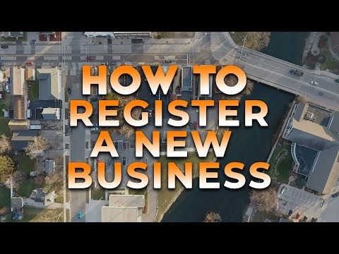How To Register A New Business | Jordan Karweik Tutorial thumbnail