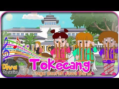TOKECANG, Lagu Daerah Jawa Barat | Diva The Series Official