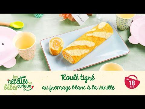 recette-bébé-:-roulé-tigré-au-fromage-blanc-à-la-vanille