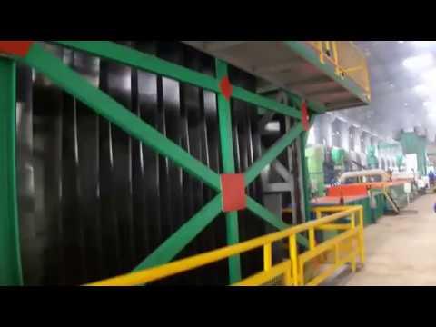 Continuous Galvanizing Line - Zambia