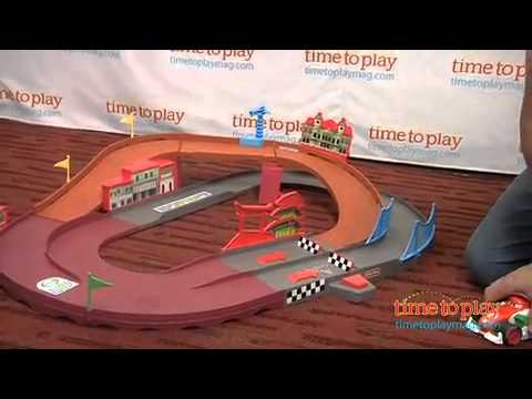 Cars 2 Shake N Go World Grand Prix From Fisher Price Youtube