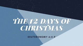 Kingdom House | The 12 Days of Christmas | Minister Racquel | Dec 13, 2020