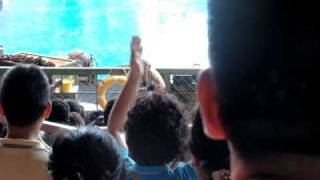 Waterworld at Universal Studios, Singapore: Chinese New Year, 3rd Feb 2011 - Part 2 Thumbnail