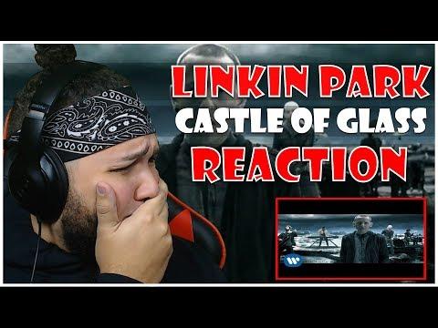🎤 Hip-Hop Fan Reacts To Linkin Park - Castle Of Glass 🎸