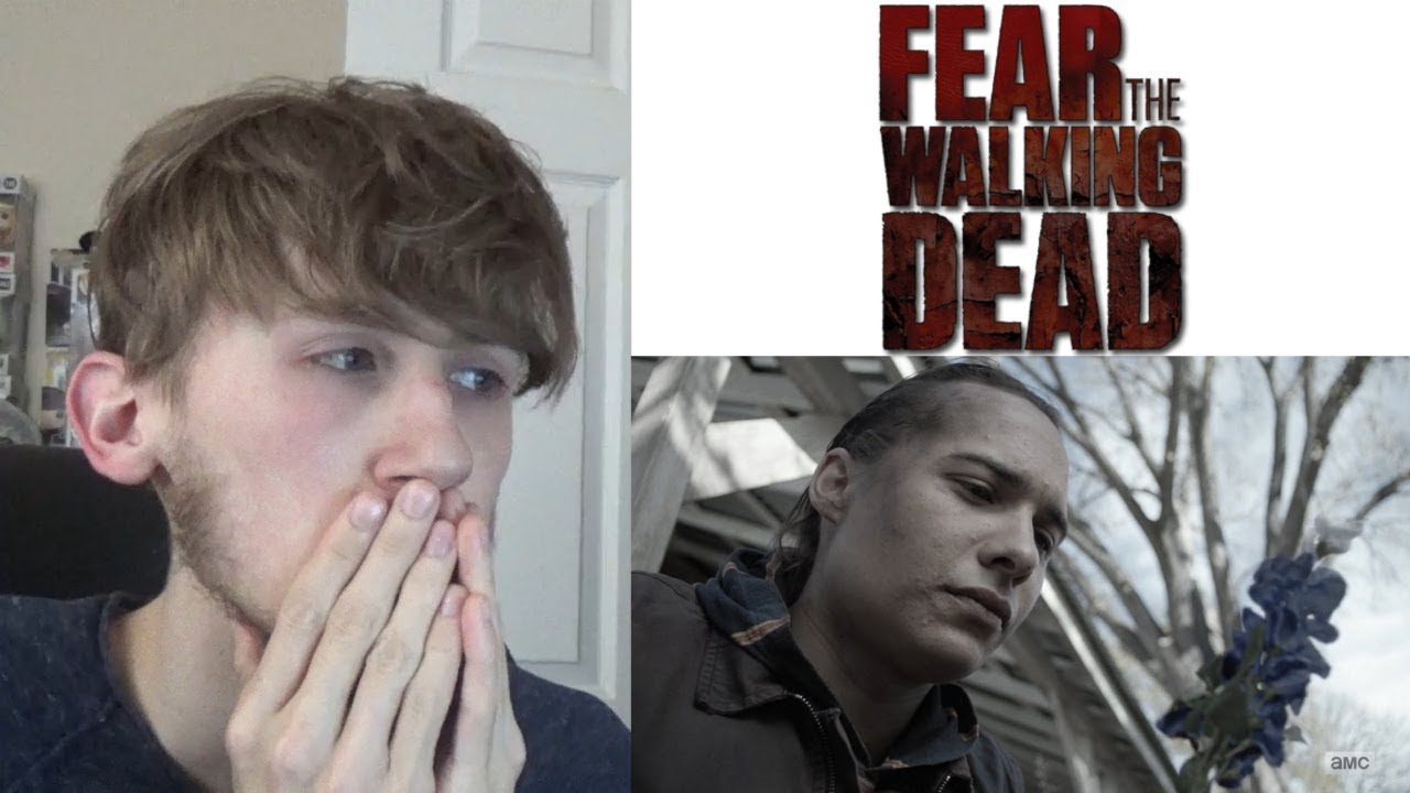 Download Fear the Walking Dead Season 4 Episode 3 - 'Good Out Here' Reaction