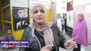 مياه الصرف الصحى تحاصر مدرسة في بولاق الدكرور.. فيديو وصور