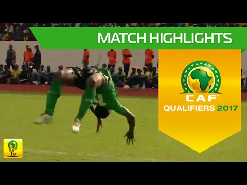 Guinea vs Zambia | Africa Cup of Nations Qualifiers 2017