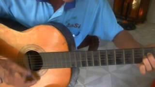 KHI BUOC VAO YEU guitar