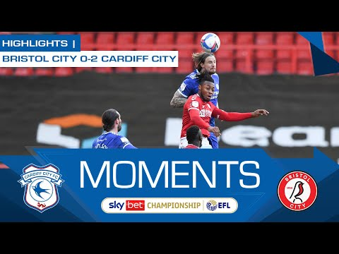 Bristol City Cardiff Goals And Highlights