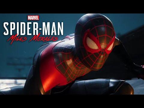 Official PS5 Gameplay Demo (4K) - Marvel's Spider-Man: Miles Morales