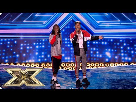 Will duo Misunderstood dance their way into an X Factor Chair? | Preview | The X Factor UK 2018