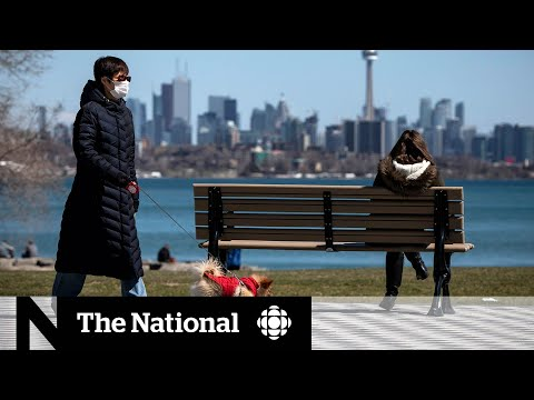 Canadians Still Crowding In Public Parks Despite Orders To Stay Home