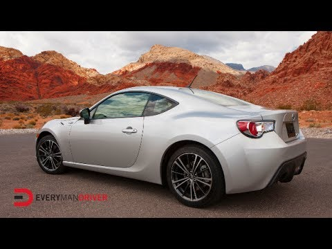 How Fast 0 60 Mph 2014 Scion Fr S On Everyman Driver Youtube