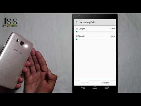 Mobile Flash Light On Calls, Notification