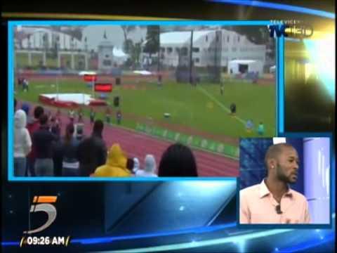 TVC Cinco Deportivo- atleta hondureño Rolando Palacios pide apoyo del gobierno