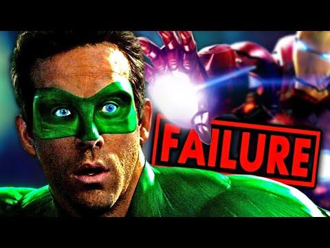 Green Lantern — How to Fail at Iron Man   Anatomy Of A Failure