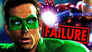 Green Lantern - How to Fail at Iron Man | Anatomy Of A Failure