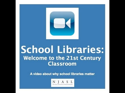 NJASL School Libraries Video