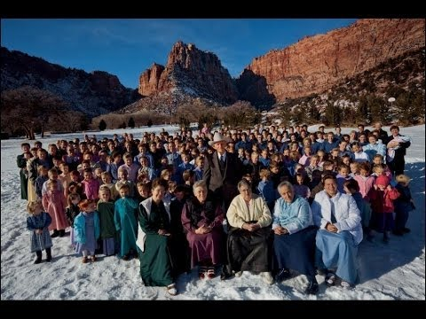 Секта мормонов терроризирует жителей США / Mormon sect terrorizes the U.S. nation