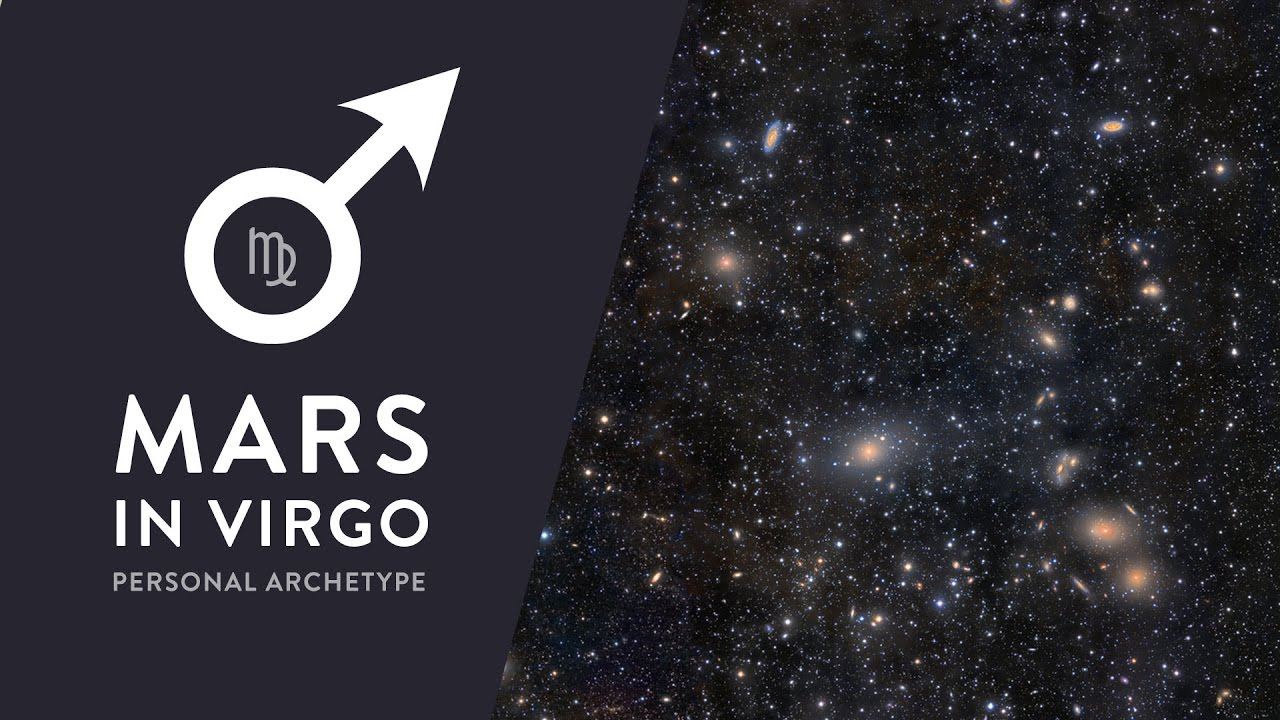 Mars in Virgo (with strong Leo/Regulus!) - PERSONAL ARCHETYPE