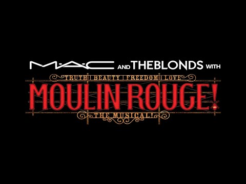 LIVE Master Class: MAC and The Blonds for Moulin Rouge! The Musical