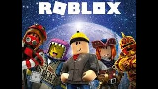 my first game on roblox....
