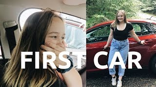 BUYING MY VERY FIRST CAR!!!!!!