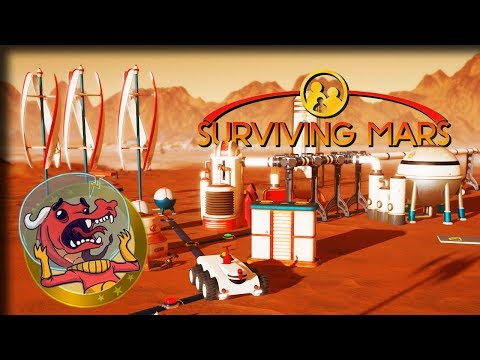 The Red Planet! – Surviving Mars Gameplay – Let's Play Part 1