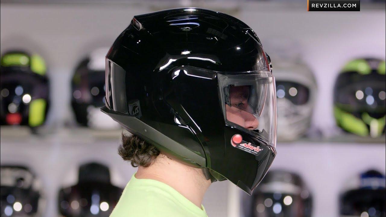Scorpion EXO-900X Helmet Review at RevZilla.com - YouTube