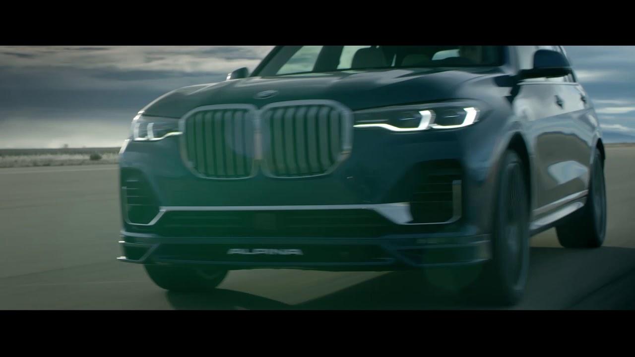 BMW ALPINA XB7 – FIRST CLASS ADVENTURES.