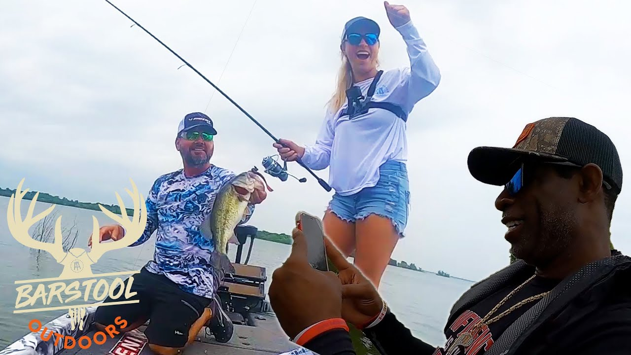 WE WON a Fishing Tournament with Deion Sanders!