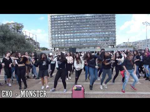 How Many Kpop Dances Do You Know Challenge? Israel Kpop Meeting 171214
