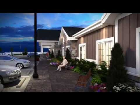 The Legacy Assisted Living - Virtual Tour Architectural Animation - in Helena Montana